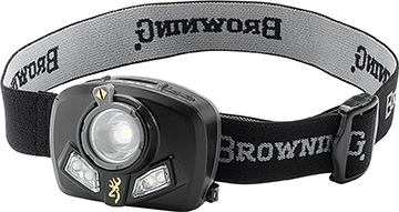 Browning Maxus Headlamp Black