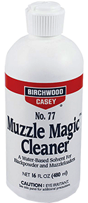 * BC #77 Muzzle Magic Cleaner