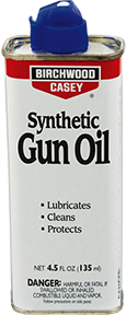 * BC 4 1/2oz Synthetic Gun Oil