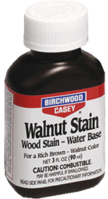 * BC Walnut Wood Stain