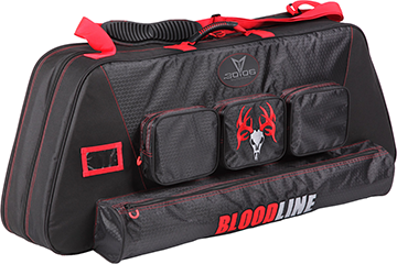 30-06 Bloodline Signature Case Black/Red