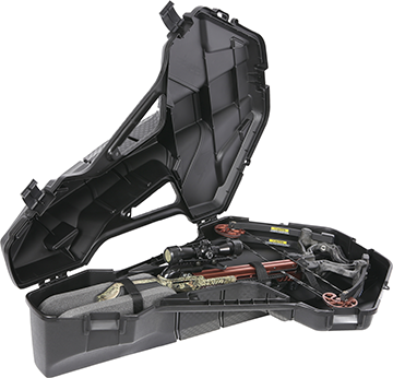 Plano Spire Crossbow Case Compact Black