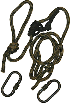 Summit Safety Line 30 ft. w/Dual Prussic Knots
