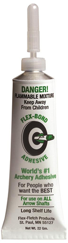 * Flex Fletch Flex Bond Glue 22g