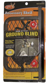 HME Ground Blind Accessory Shelf 8""