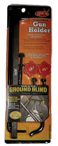 HME Ground Blind Gun Holder