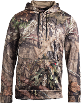 10X Scentrex Hoodie Mossy Oak Country XL