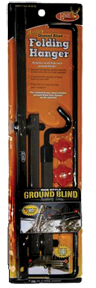 HME Ground Blind Folding Hanger