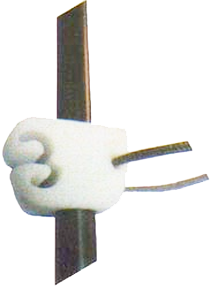 Slippery Slide Cable Guide