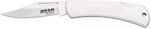 Bear and Son Lockback Knife Stainless Steel 2 3/4 in.