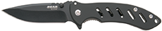 Bear and Son Brisk 1.0 Folder Black 4 1/16 in.
