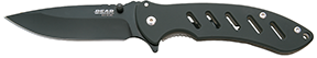 Bear and Son Brisk 1.0 Folder Black 5 in.