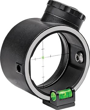 Apex Covert Pro Sight Aperture Black Power Dot RH/LH