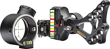 Apex Covert Pro Sight Black Power 2 Dot RH/LH