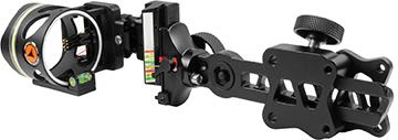 Apex Covert Dovetail Sight Black 4 Pin .019 RH/LH