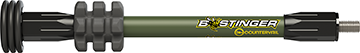 Bee Stinger MicroHex Stabilizer Olive 6 in.