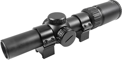 TruGlo Opti Speed Crossbow Scope Black 1-4x24 mm