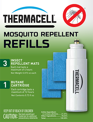 *Replacement Pack / Thermacell