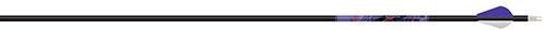Beman ICS Indigo arrows 500 XPV Vanes  6 pk.