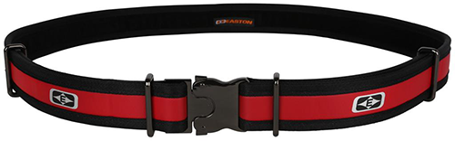 Easton Elite Quiver Belt Red