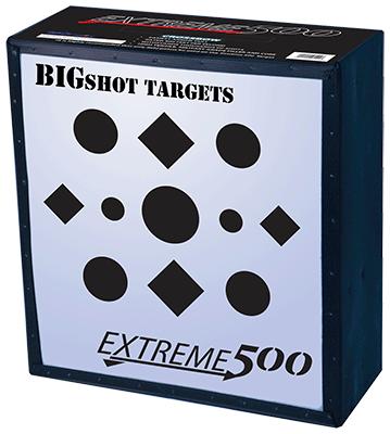 Big Shot Iron Man Extreme 500 Target 24 in.