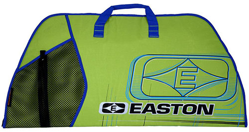 Easton Micro Flatline Bow Case Green/Blue