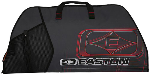 Easton Micro Flatline Bow Case Grey/Red