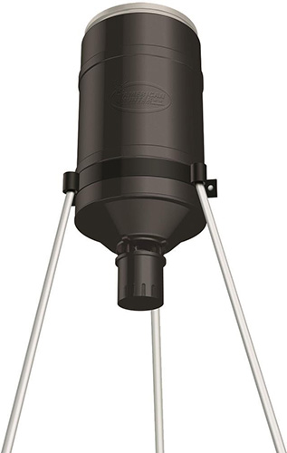 American Hunter Tripod Feeder Digital 225 lb. Capacity