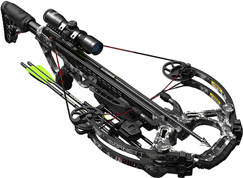 18 Barnett TS390 Crossbow Pkg w/4x32 Scope