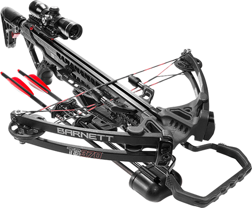 Barnett TS370 Crossbow Pkg w/4x32 Scope