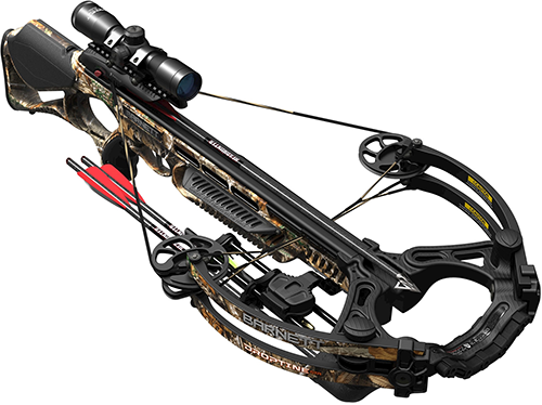 18 Barnett Droptine STR Crossbow Pkg w/4x32 Scope