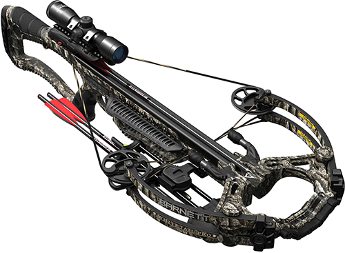 18 Barnett Whitetail Pro STR Crossbow Pkg w/4x32 Scope