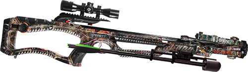 18 Barnett Raptor Pro STR Crossbow Pkg w/4x32 Scope