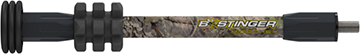 Bee Stinger MicroHex Stabilizer Realtree Xtra 8 in.