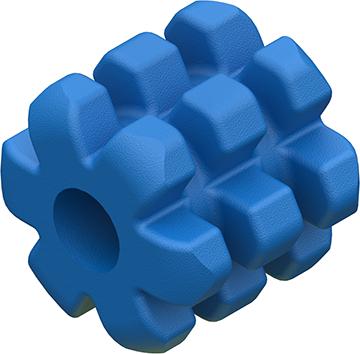 Bee Stinger MicroHex Damper Blue