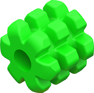 Bee Stinger MicroHex Damper Green