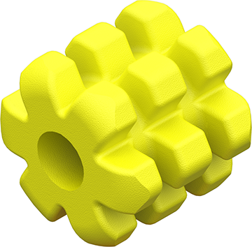 Bee Stinger MicroHex Damper Yellow