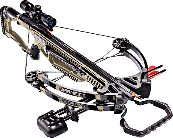 18 Barnett Recruit Terrain Crossbow Pkg w/4x32 Scope