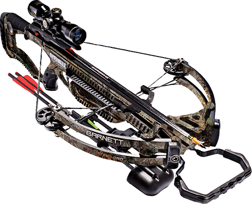 17 Raptor FX3 Pro Crossbow Pkg w/4x32 Scope