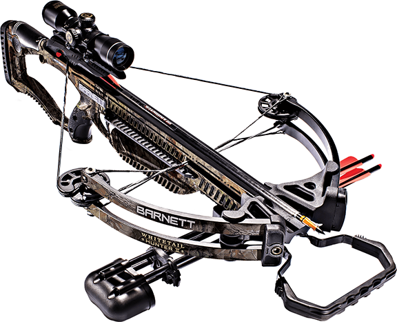 18 Barnett Whitetail Hunter II Crossbow Pkg w/4x32 Scope
