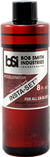 * Bob Smith InstaSet Accelerator 8 oz.