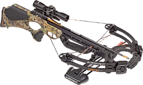 16 BCX Xtreme Ultralight Crossbow Package