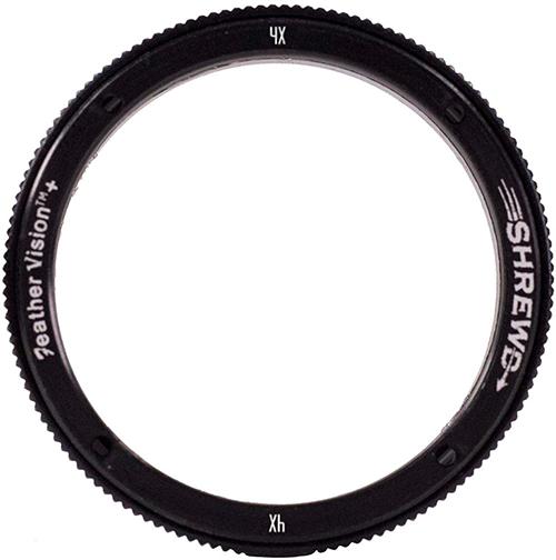Shrewd Optum Lens Verde Plus 5x