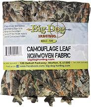 Big Dog Leafy Camo