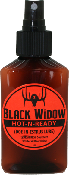 Black Widow Hot n Ready Southern Estrus 3oz