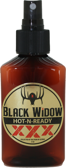 Black Widow Hot n Ready XXX Northern Estrus 3oz