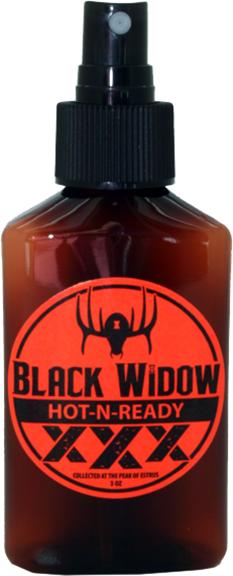Black Widow Hot n Ready XXX Southern Estrus 3oz