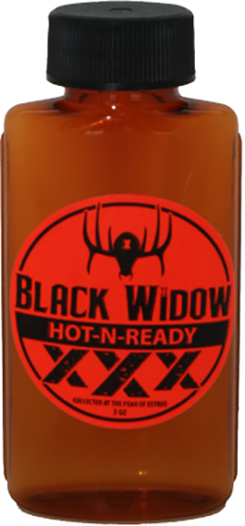 Black Widow Hot n Ready XXX Southern Estrus 1.25oz