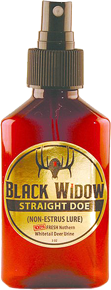 Black Widow Doe Urine Northern 3oz