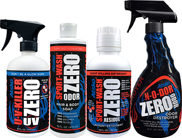 Atsko Zero Scent and UV Control System
